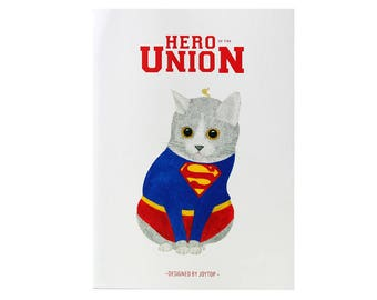 Hero of the Union | Super Cat