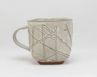Handmade Mug // Coffee Mug // Tea Mug // Cup