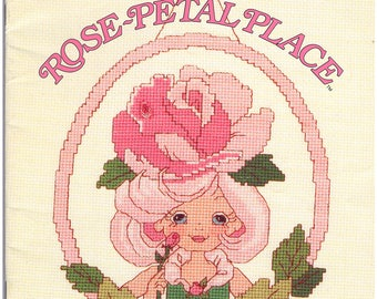 Cross Stitch Patterns – Rose Petal Place – Designs by Gloria and Pat Book 36 – David Kirschner