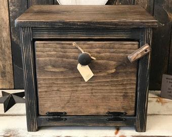 Country Primitive Box