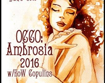 OCCO: Ambrosia 2016 w/Copulins - Pheromone Enhanced Perfume for Women - Love Potion Magickal Perfumerie