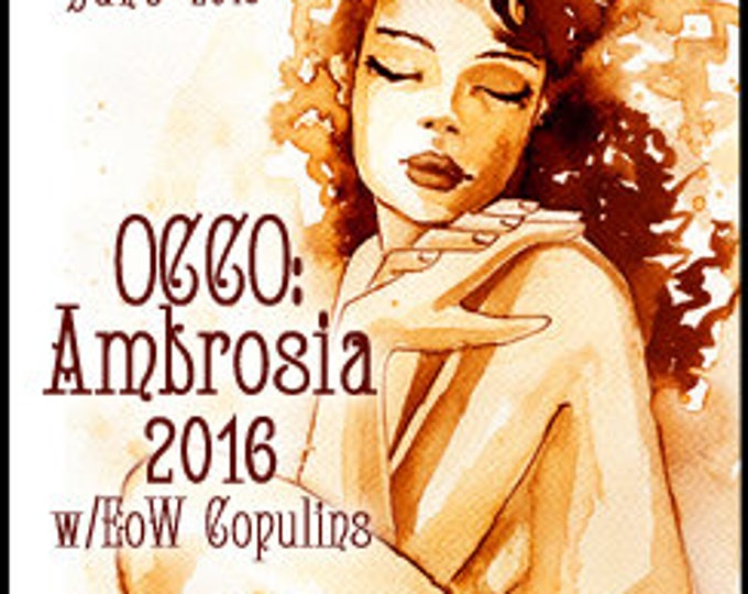 OCCO: Ambrosia 2016 w/Copulins - Pheromone Enhanced Perfume for Women - Love Potion Magickal Perfumerie