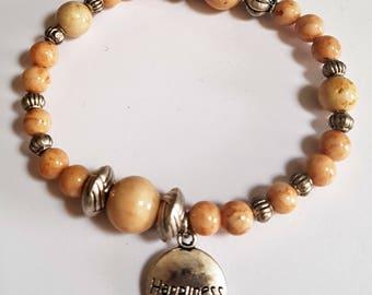 Riverstone Stretch Bracelet