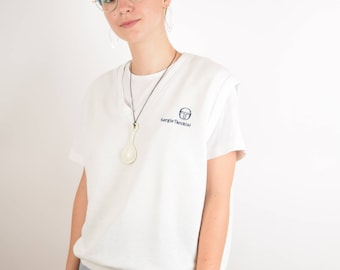Vintage Sergio Tacchini Vest Made in Italy 90's (2460)
