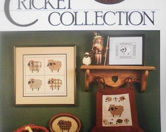 Woolen Sheep, Cross Eyed Cricket, Pattern Leaflet #10, 1990s