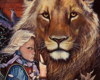 Kindred Spirits Limited Edition Giclee' print on canvas