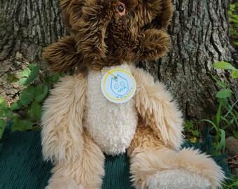 Elroy. Frankenfuzzies. Soft sculpture. Stuffed animal. Toy