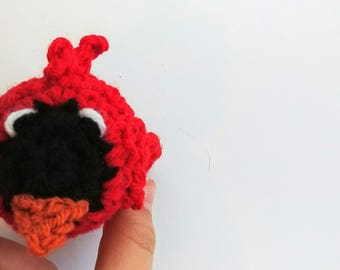 Red Cardinal Cat Toy