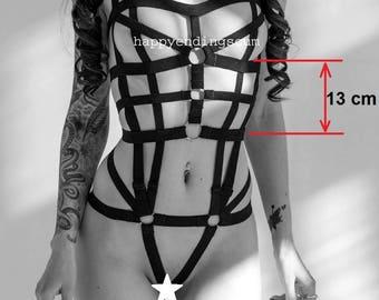 Camilla armour harness (adjustable)