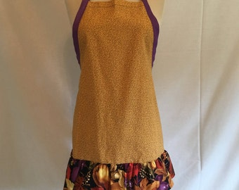 Lovely Fall Apron