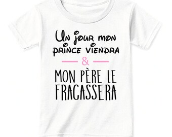 Someday my prince will come... 100% hand made women's T-shirt