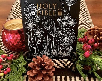 Decorative Bible - Flourishing
