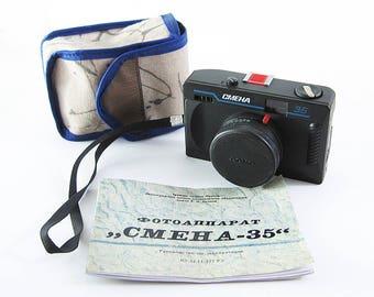 SMENA 35 Russian 35mm Film Camera Lomo EXCELLENT lomography
