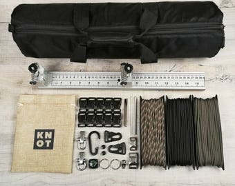Ultimate Paracord Jig Kit (Camo)