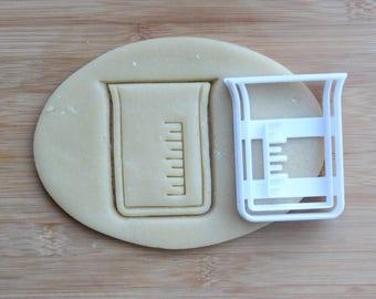 Science Beaker 3D Printed Cookie Cutter