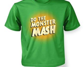 Do The Monster Mash kids t-shirt