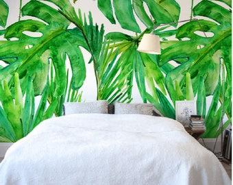 removable wallpapers make your room bloom von wallflorashop. Black Bedroom Furniture Sets. Home Design Ideas