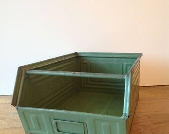 Industrial metal box, Industrial metal box