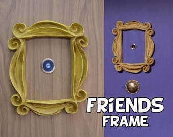 Friends tv show etsy for Marco puerta friends