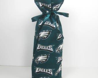 Philadelphia Eagles Wine Gift Bag