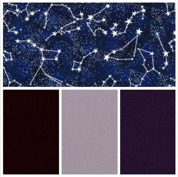 Constellation, Weighted Blanket, Cotton, Up to Twin Size, 3 to 20 Pounds, 3 to 20 lb, Adult Weighted Blanket, SPD, Autism, Calming Blanket