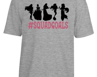 Squad Goals girl