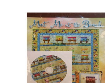 Meet Me at the Beach by Margaret Batterton:  cd.
