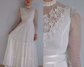 Wedding dress 1960s style furniture