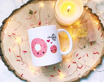 You Complete Me Donut Mug
