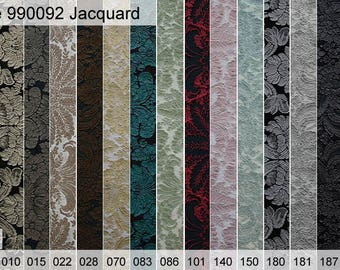 990092 Jacquard sample 6 x 10 cm