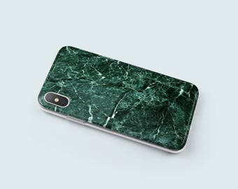 Marble iPhone 8 Plus Case, iPhone 6 Plus Case, iPhone 6 Case Clear, iPhone x Case Clear, iPhone 6s Case Clear, iPhone 6 Plus Case - KT063