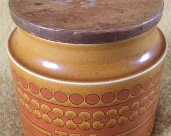 Hornsea Saffron Tea Jar