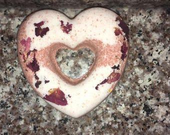 Lovey Donut Bath Bomb