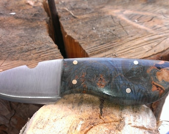 "3"" Fixed Blade Sharks Tooth Knife"