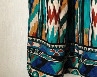 A-line Adobe Skirt