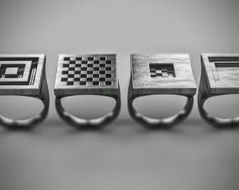 Square Rings Collection