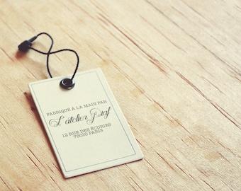 Handcrafted - designer stamp pad
