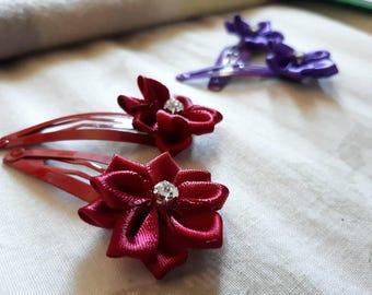Handmade Flower Hairclip