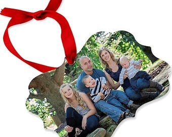 Custom Photo Christmas Ornament, Photo Gifts, Photo Christmas Gifts, Personalized Christmas Gifts, Personalized Christmas Ornament