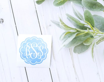Personalized Vinyl Decal, Personalized Decal, Personalized Decal Sticker, Vinyl Decal Cup, Vinyl Decal Laptop, Cup Decal, Yeti Cup Decal