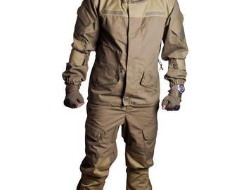 Suit Mountain Tactic - 1M Khaki Army special forces Military uniform