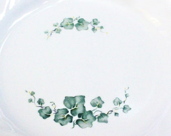 Corelle Callaway Ivy Bread and Butter Plates, Corelle Callway Ivy plates, Corelle lunch plates,  Corelle with Ivy Pattern 13 available