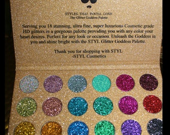 The Glitter Goddess