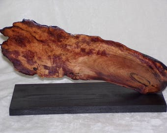 Cherry Burl Sculpture
