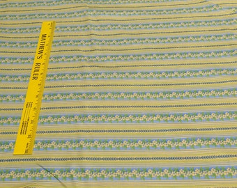 Glorious Garden-Hampton Stripe Designed by April Cornell for Free Spirit Fabrics