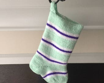 Vanellope Inspired Holiday Stocking