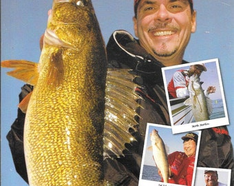 The Walleye Pro's Notebook by Mark Hicks   (BRAND NEW) (SC)