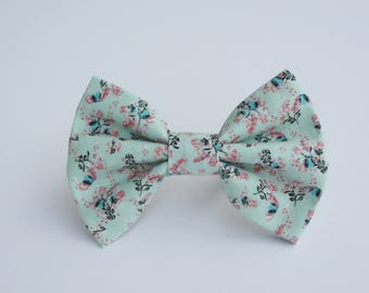 Cherry Blossom Bow Tie- All Sizes
