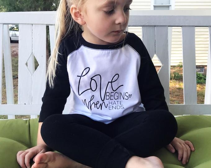 Love Begins When Hate Ends (Kids)