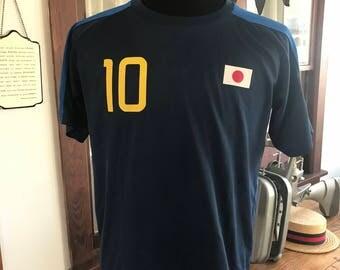 Japan Sport Short Sleeve Shirt #10